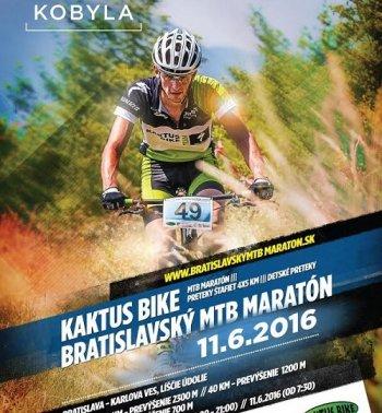 Kaktus Bike Bratislavský MTB maratón
